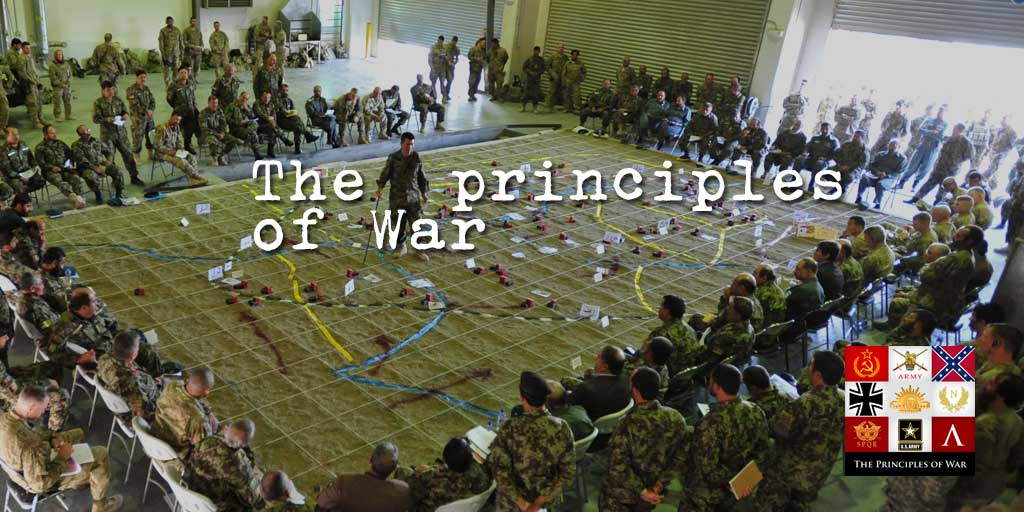 0 – The Principles of War and You