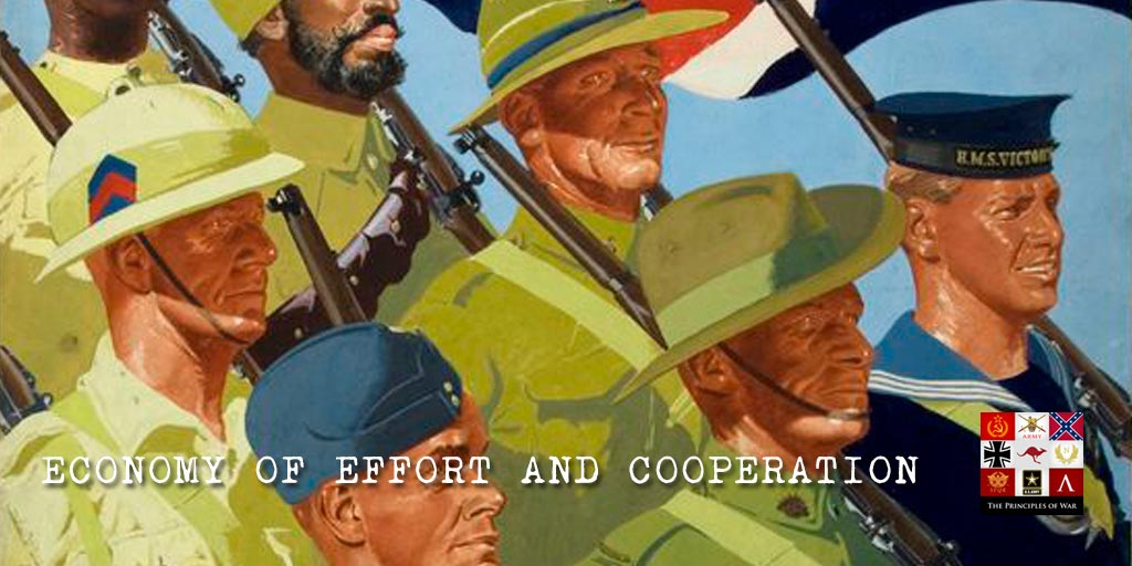 9 Economy of Effort and Cooperation in the Malaya Campaign