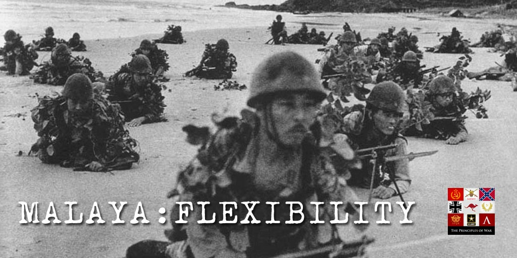11 Flexibility in the Malaya Campaign