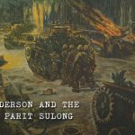 15 LT COL Anderson VC and his moral and physical courage at Bakri and Parit Sulong