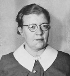 Matron Irene Drummond