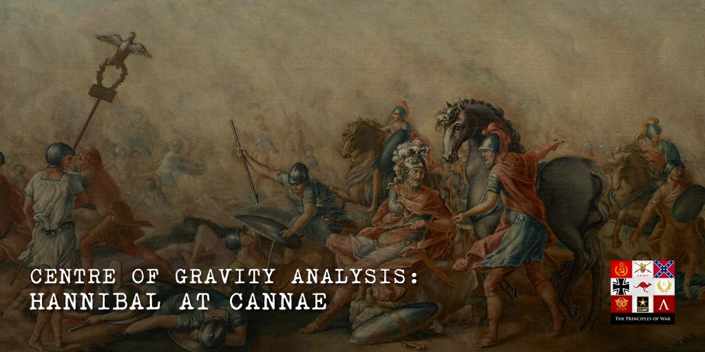 18 – The Roman Center of Gravity at the Battle of Cannae