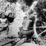 Firepower 1 Command Control and Communication challenges at ANZAC