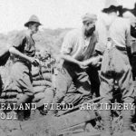 Firepower 4 New Zealand Field Artillery at Gallipoli