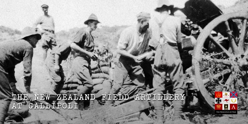 Firepower 4: New Zealand Field Artillery at Gallipoli