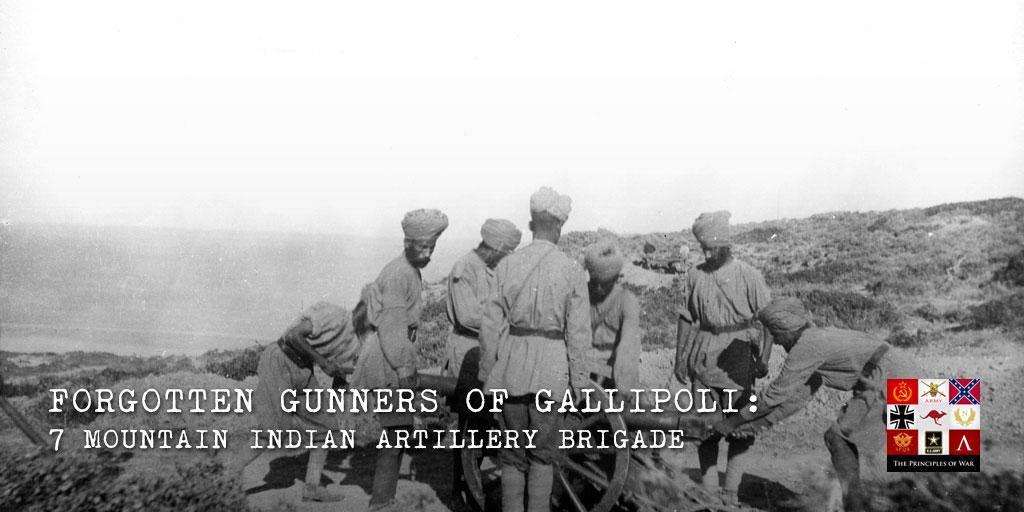 Firepower 5: Forgotten Gunners of Gallipoli – 7 Mountain Indian Artillery Brigade