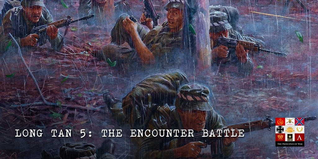 27 – Long Tan 5:  The Encounter Battle in the Long Tan Rubber Plantation