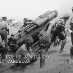 Firepower 7 Tactics and use of Artillery in the ANZAC Campaign 1915