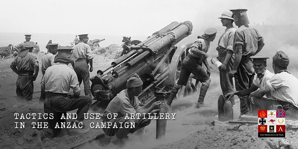 Firepower 7: Tactics and use of Artillery in the ANZAC Campaign, 1915