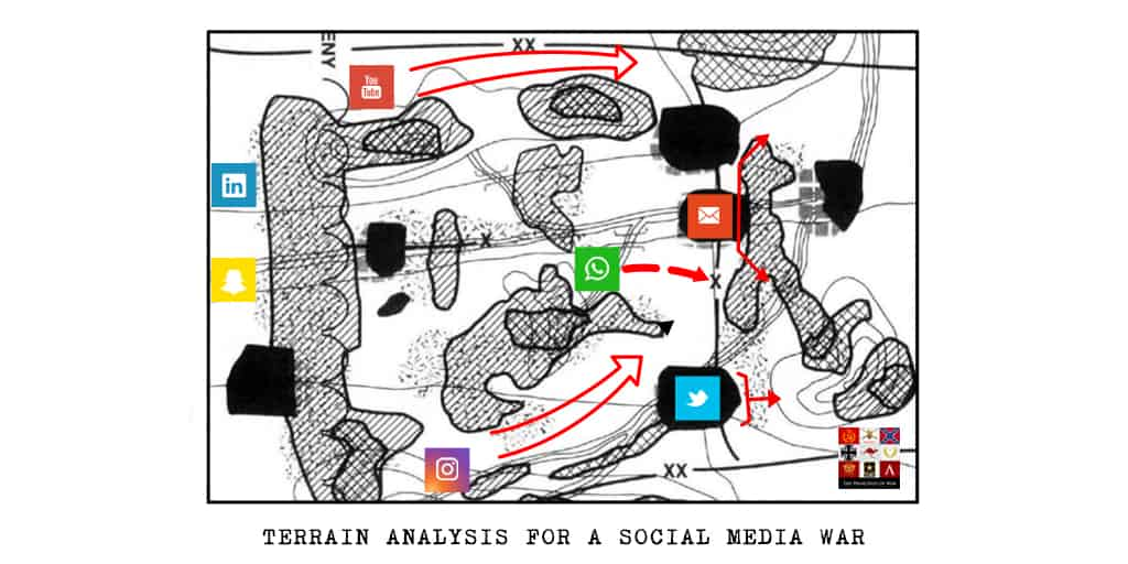 30 – Terrain Analysis for a Social Media War