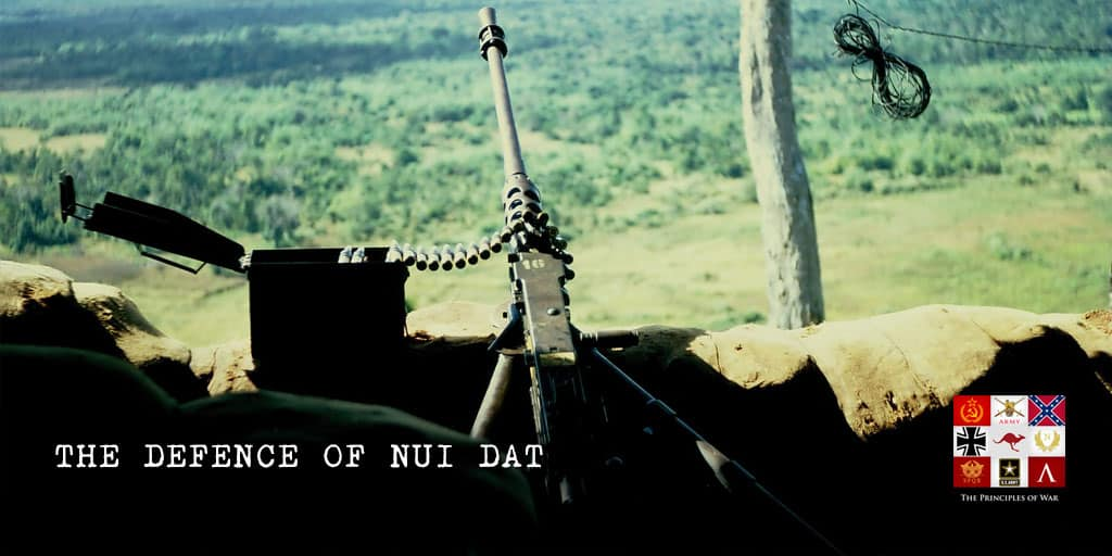 35 – The Defence of Nui Dat