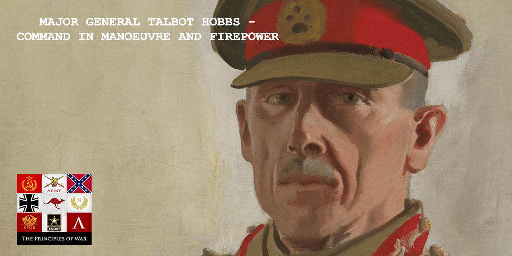 Firepower 15: Major General Talbot Hobbs: Command in Manoeuvre and Firepower