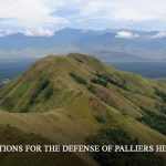 The defence of Palliers Hill