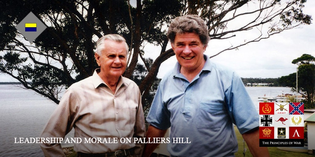 45 – Leadership and Morale on Palliers Hill