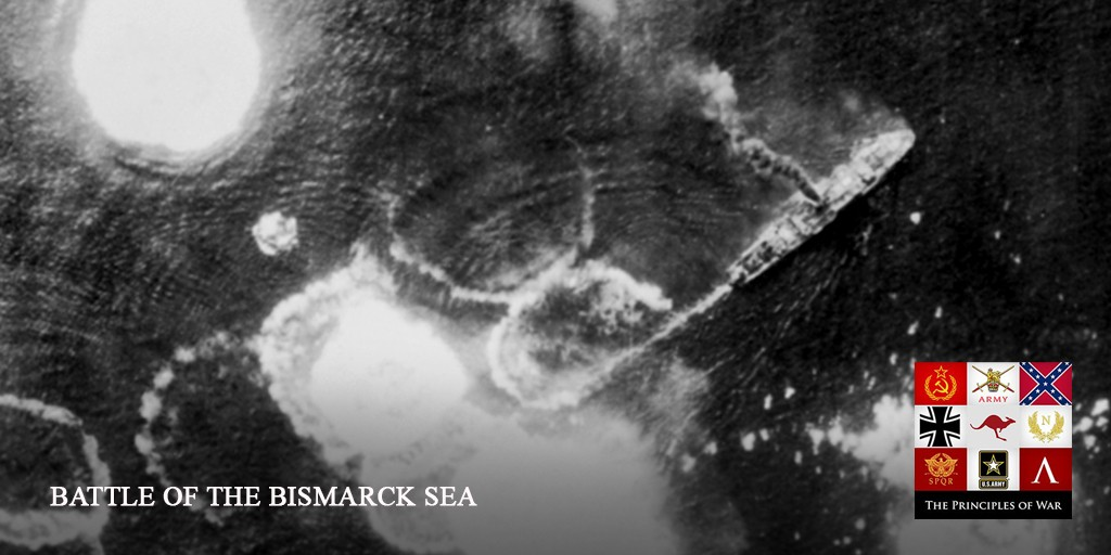 46 – The Battle of the Bismarck Sea