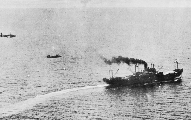 49 – Innovative tactics for the Battle of the Bismarck Sea