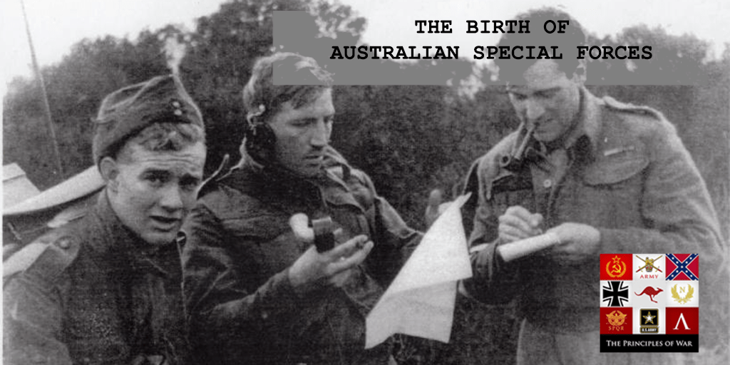 50 – The Birth of Australian Special Forces