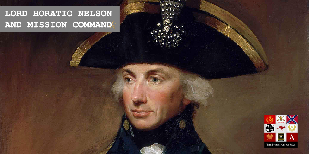 Lord Horatio Nelson and Mission Command