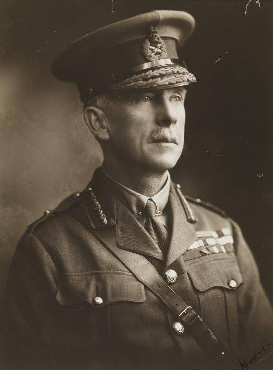 Lt Gen Sir Joseph John Talbot Hobbs