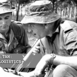 C2 and logistics at the Battle of Long Tan