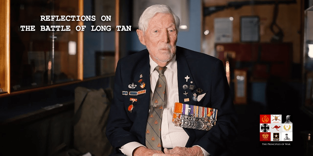 58 – Reflections and lessons learnt from the Battle of Long Tan