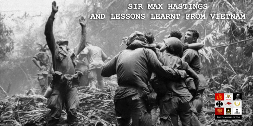 Vietnam Lessons learned