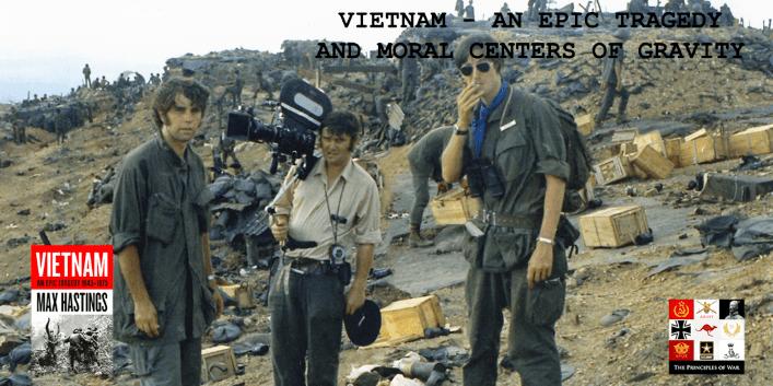 Vietnam moral centre of gravity