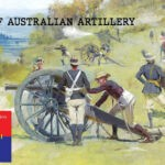 150 anniversary of Australian Artillery