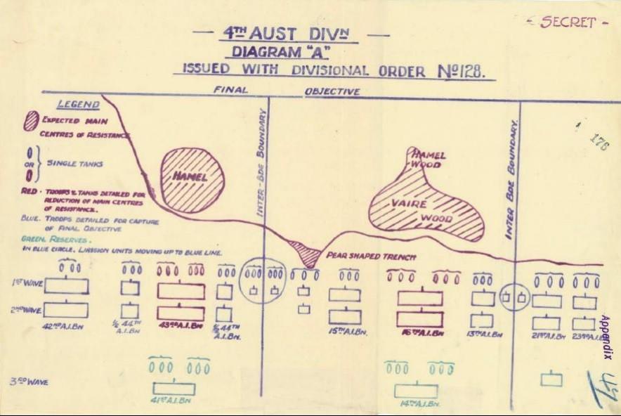 Hamel Battle Map