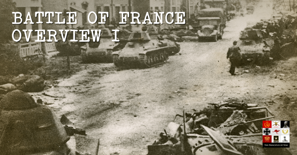 Battle of France Overview