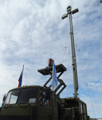 The Russian Repellent-1 was unable to inhibit Azerbaijani UAS operations in any appreciable way.