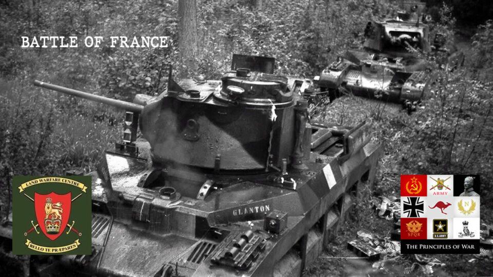 Battle of France 1940 podcast